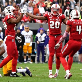 NC State football schedule 2019: Wolfpack gets two Thursday night games283