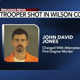 John Jones faces attempted first-degree murder charged in shooting of Trooper Daniel Harrell34