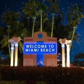 Miami Beach Commissioners Fight Over