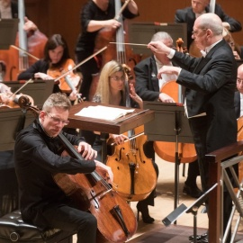 Review: ASO performs a powerful concert of music by Bernstein and Shostakovich192
