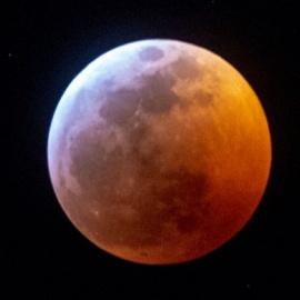 Photos: Supermoon,  'Blood Moon' eclipse73