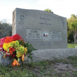 The Sweet Sadness of Manatee County's Companions Pet Cemetery70