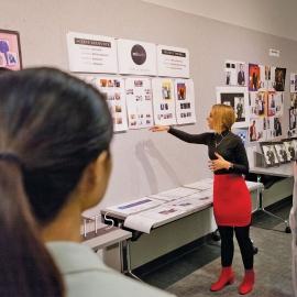 Ringling College Students Rebrand an International Menswear Company70