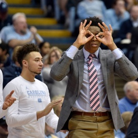 UNC 103, Virginia Tech 82: The Coby White and Nassir Little show282