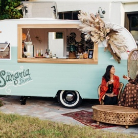 Sangria is the latest food fad to be put on four wheels207