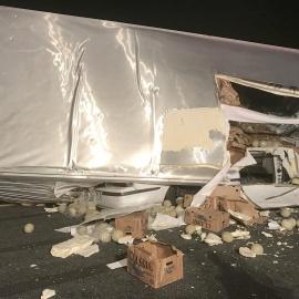 5-vehicle crash shuts down I-75 north of Ocala25