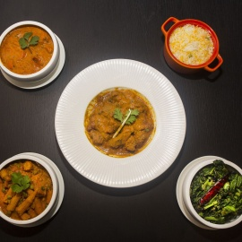 Tour West Town's New South Asian Restaurant With Tandoori Venison171