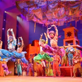 'Aladdin,' 'Mean Girls' and 'Miss Saigon' will anchor the next season of Fairwinds Broadway in Orlando5