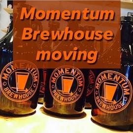 Momentum Brewhouse moving in Bonita140