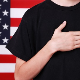 Florida student faces misdemeanor charges after refusing to stand for Pledge of Allegiance73