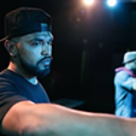 San Antonio's Breakdancing Culture Made Stronger By Internationally-recognized Dancer122