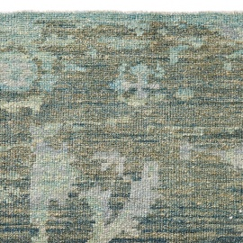 New Oushak rugs offer a contemporary spin on an ancient style190