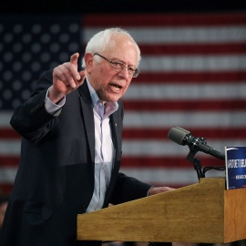 Bernie Sanders says he's running for president again in 2020244