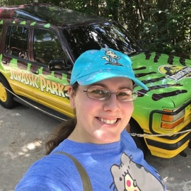 Former theme park employee Alicia Stella has attracted international attention with her scoops on Disney, Universal and more5