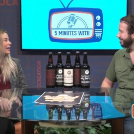 "BUZZ TV – ""5 Minutes With"" Preben Olsen, Aardwolf Brewing Co210"