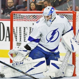 Depth and Domingue propel Lightning to 5-2 win in Philadelphia229