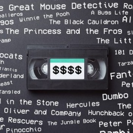 Own any of these old Disney VHS tapes? You could be sitting on up to $6,00088