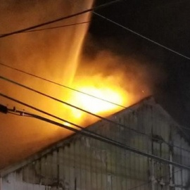 Large fire breaks out at warehouse in Tamarac, officials say88