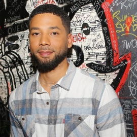 'Empire' actor Jussie Smollett turns himself in on criminal charge90