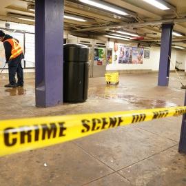 Man stabbed on Manhattan subway platform45
