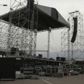 Power struggle turns into rival concerts at Colombia-Venezuela border88