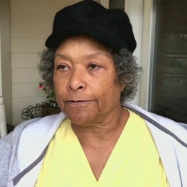 Gun-toting grandma shoots at man trying to break inside home 112