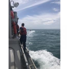 Coast Guard, Good Samaritan rescue boaters southeast of Oregon Inlet