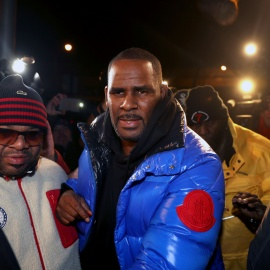 R. Kelly arrested, surrenders to Chicago police following sex abuse charges73