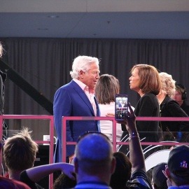 Patriots Owner Robert Kraft Charged for Soliciting Prostitution at South Florida Spa83