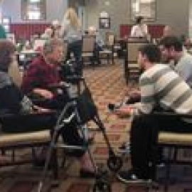 UNT Students Interview 'The Greatest Generation' 119
