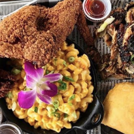 Black-owned Restaurants in San Antonio You Should've Already Tried By Now122