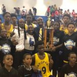 Apopka Memorial Middle School wins Orange County boys basketball championship!30
