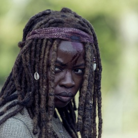 The Walking Dead Finally Explained What's Up with Michonne and Daryl's Scars27