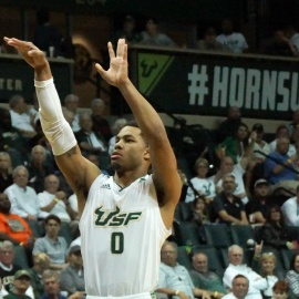 USF Men's Basketball Earns CBI Bid, Will Host Stony Brook on Wednesday at 7 p.m.58