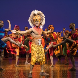 The Lion King Brings Spectacle, Imagination and Heart to the Van Wezel70