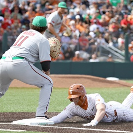 Longhorns escape Red Raiders, 4-3, in series-clinching win 138