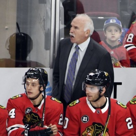 Quenneville talks about firing from Blackhawks, his future179