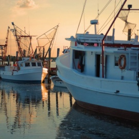 The most important shrimp boat in history came from right here in Florida207