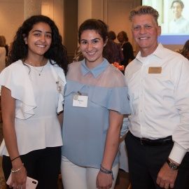 New College of Florida Scholars Inaugural Luncheon70