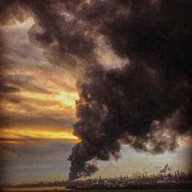 ITC Deer Park fire intensifies overnight110