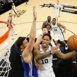 Spurs Watch: San Antonio extends win steak to nine; moves up to 5th in the West124