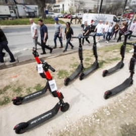 Nearly 434,000 Scooter Rides Were Taken During SXSW 2019137