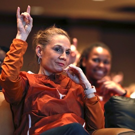 Texas gets No. 7 seed in NCAA Tournament, will face Indiana on Friday138