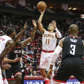 Preview: Hawks return home to face red-hot Rockets160