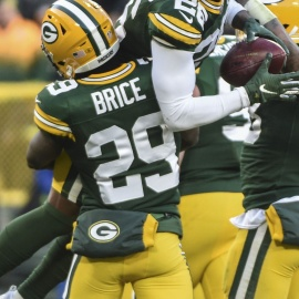 Buccaneers sign former Packer safety, Kentrell Brice228