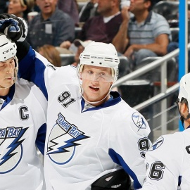 P - Quick Strikes: Stamkos breaks Lecavalier's Tampa Bay Lightning franchise goal record with 384229