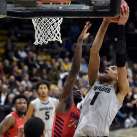 Tyler Bey's 16th double-double, D'Shawn Schwartz power CU into 2nd round of NIT247