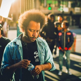 Activist, rapper and 'Sorry to Bother You' director Boots Riley to speak at Hopkins181