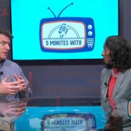 "BUZZ TV -""5 Minutes With"" Deborah K. Thompson from Deborah K. Thompson Consultants210"