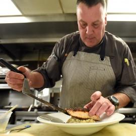 Meet the new chef at Board & Barrel in Wilmington's Hotel Ballast37